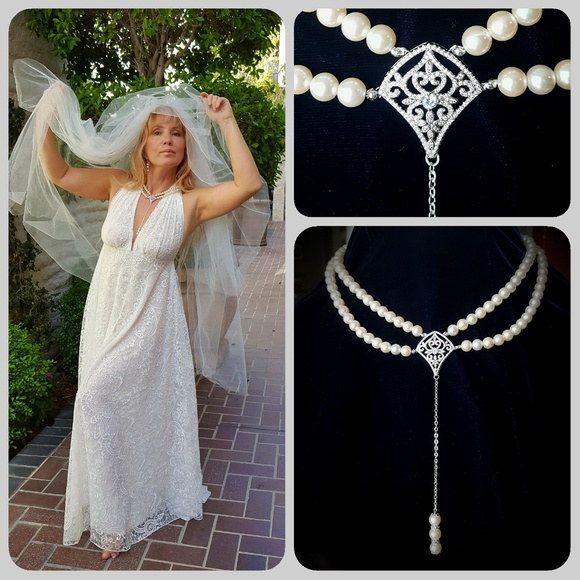 Marina Soutyrine Art Jewelry - 🆕️🎉ABSOLUTELY AMAZING PEARLS NECKLACE